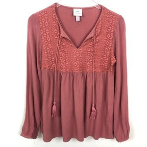 Knox Rose l Flowy Tunic Top